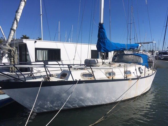 Unreserved - John Pugh 33ft Yacht