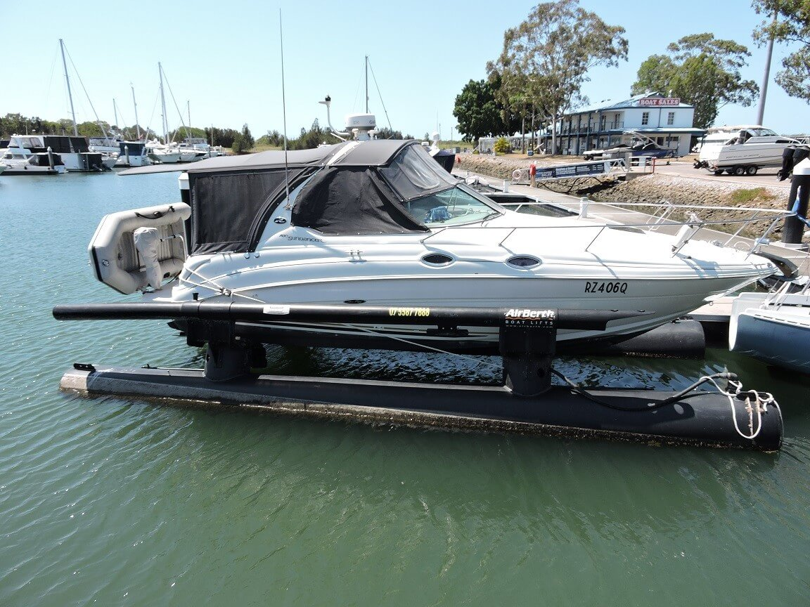 2003 Sea Ray 290 Sundancer Remedy