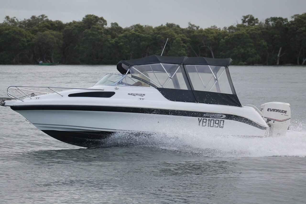 2013 Baysport 6400 Sports Half Cabin