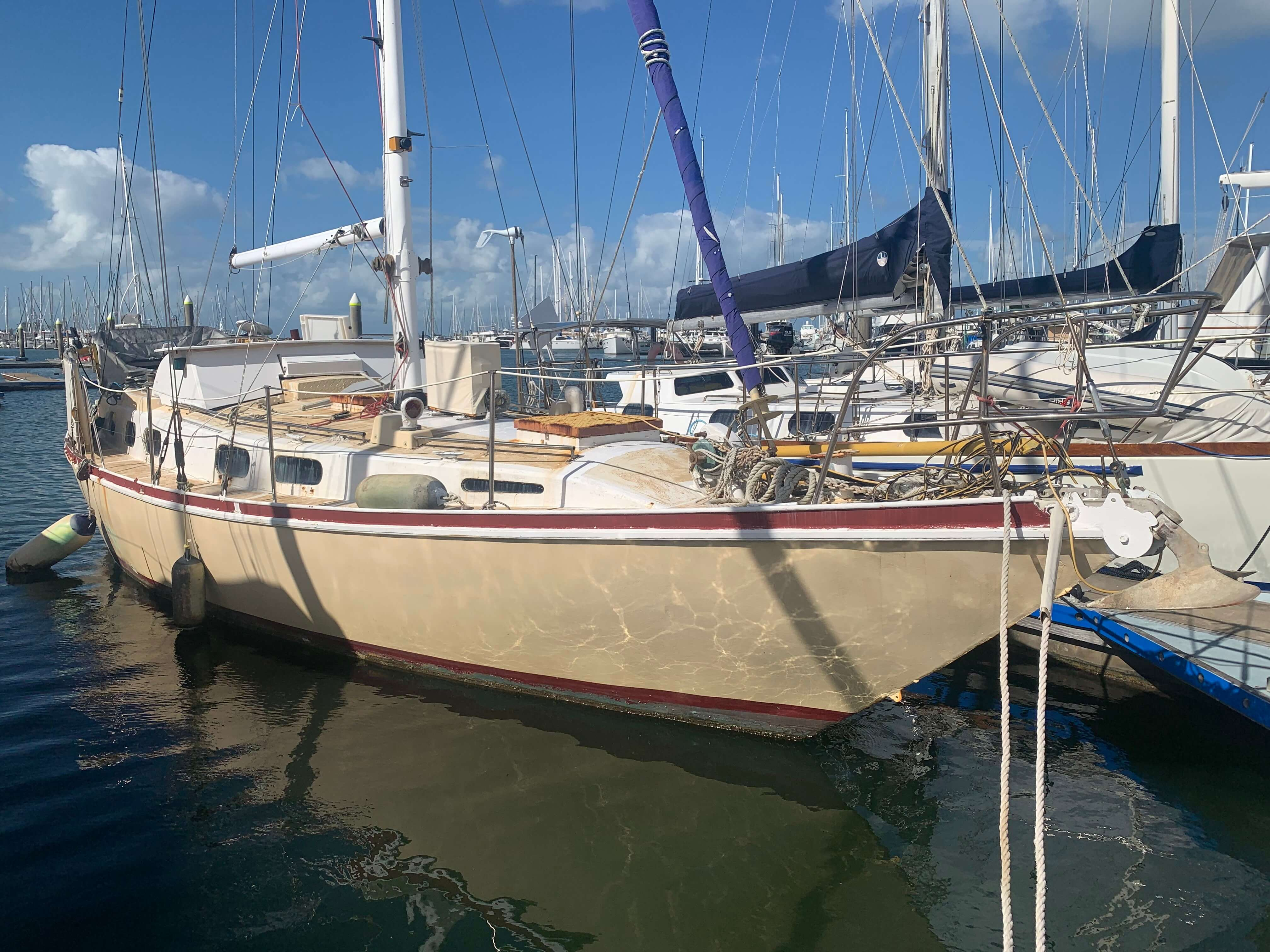 1982 Ganley 10.0m Yacht- TO BE SOLD UNRESERVED